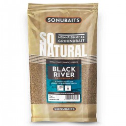 Amorce So Natural Black River 1kg - Sonubaits