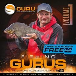DVD Fishing Gurus Volume 1 - GURU