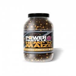 Power Particules Hemp & Maize 3kg - Mainline