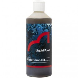 Huile Chenevis Chili Hemp Oil 250ml - Spottedfin