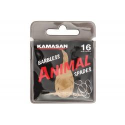 Hameçon Animal Barbless Spades x10 - Kamasan