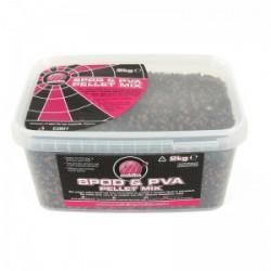 spod pva pellet mix mainline amorcage carpe