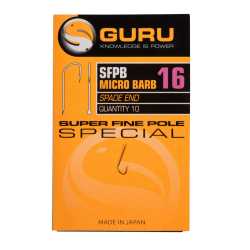 Hameçons Super Fine Pole Special x10 - GURU