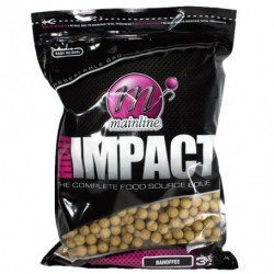 Bouillettes High Impact Boilies Banoffee 15mm - Mainline