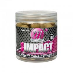 Pop-Up 15mm Fruity Tuna High Impact - Mainline