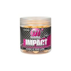 Pop-Up 15mm Choco Orange High Impact - Mainline