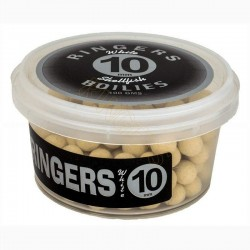 Mini Bouillette 10mm White Shellfish 70g - Ringers