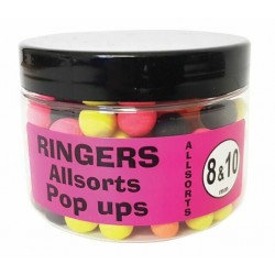 Mix Allsorts Pop-Ups 8 & 10mm - Ringers