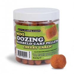Dumbell 12mm Oozing Pellets Cheesy Garlic - Sonubaits