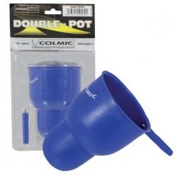 Coupelle Double Pot - Colmic