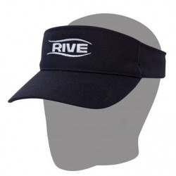 Visière Flexfit Noire - RIVE