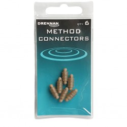 Connecteur Rapide Method Feeder x6 - Drennan