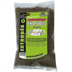 Pellets Extrudés Natural 700g - Fun Fishing