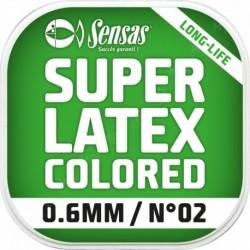 Elastique Super Latex Colored 6m - SENSAS