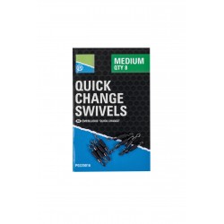 Emerillons Quick Change Swivels - Preston Innovations