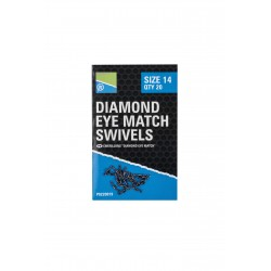 Emerillons Diamond Eye Match x8 - Preston Innovations