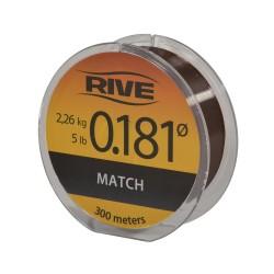 Nylon Match 300m Pêche Anglaise - RIVE