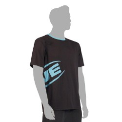 T-Shirt Stamped Black RIVE